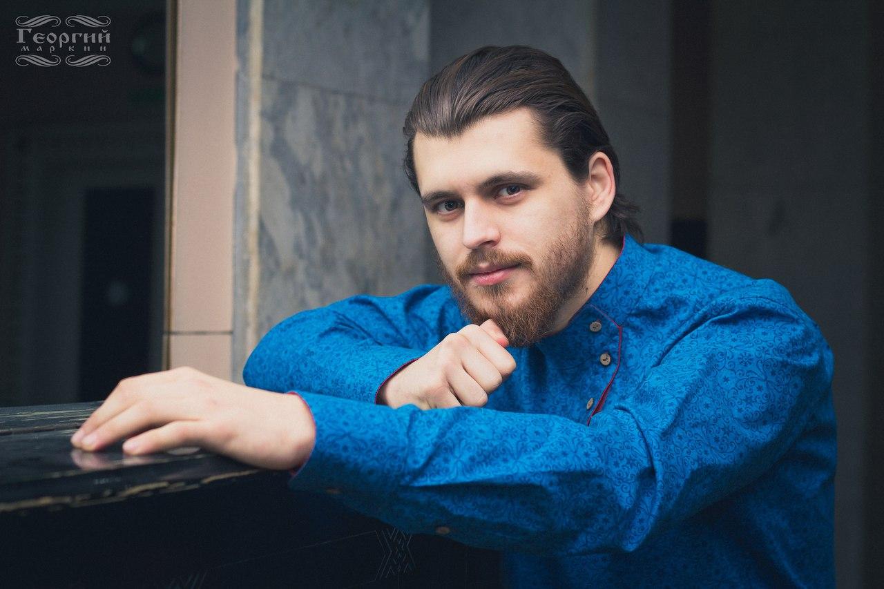 Акция 2 - Георгий Маркин - Студия дизайнерской одежды