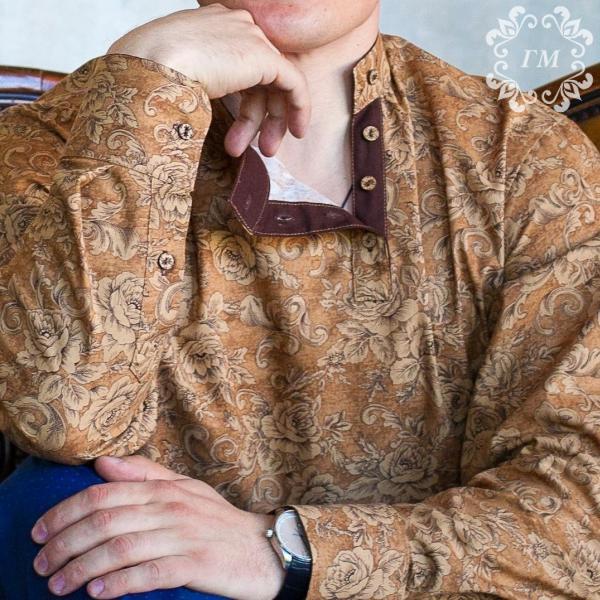 """Косоворотки от """"ГМ"""" - что это? - Георгий Маркин - Студия дизайнерской одежды"""