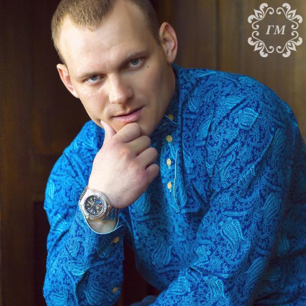 Эксклюзив и качество в косоворотках Георгия Маркина! - Георгий Маркин - Студия дизайнерской одежды