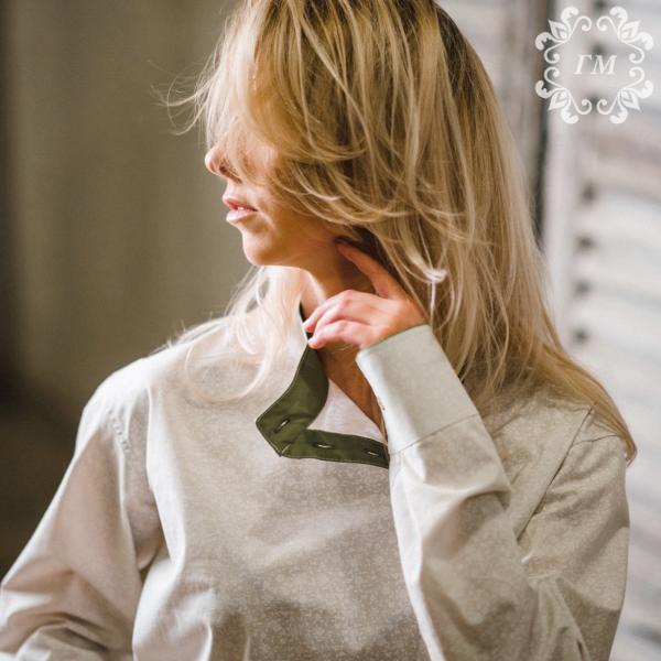 Идеальная для девушек - яркая косоворотка! - Георгий Маркин - Студия дизайнерской одежды