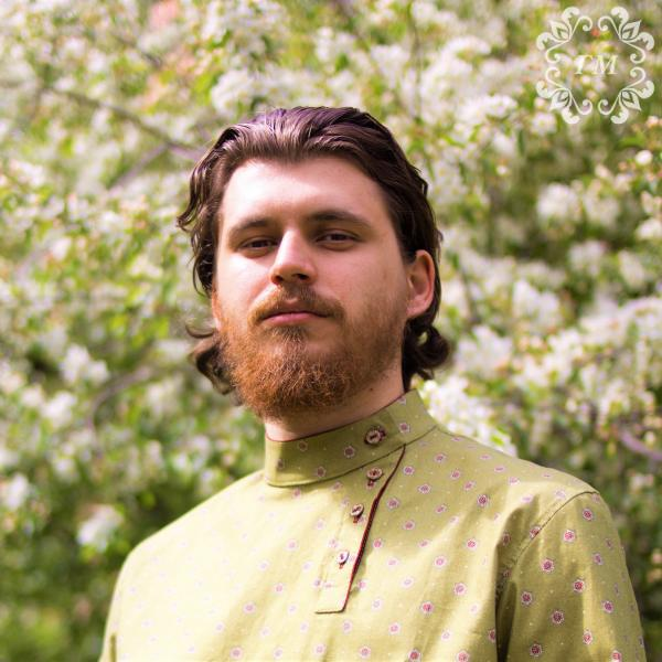 Современный стиль русских косовороток - Георгий Маркин - Студия дизайнерской одежды