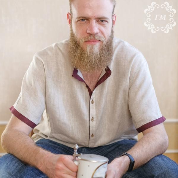 Сильный мужчина — достойная рубашка! - Георгий Маркин - Студия дизайнерской одежды