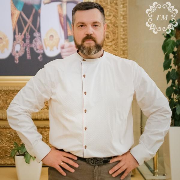 Разум, талант, сила - Георгий Маркин - Современные мужские косоворотки