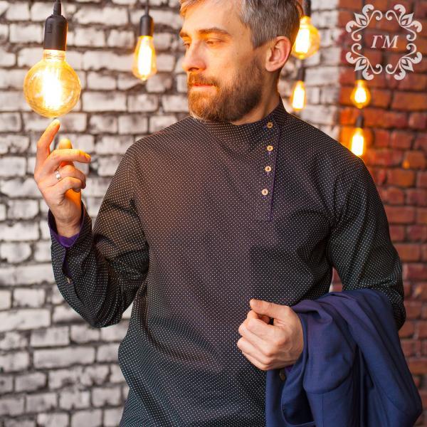 """Нужна рубашка? Выбирай """"ГМ""""! - Георгий Маркин - Студия дизайнерской одежды"""