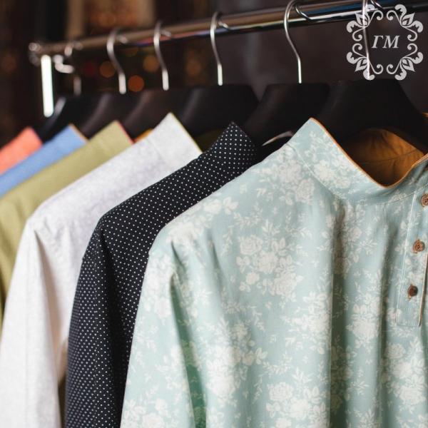 Косоворотка - идеальное решение успешного мужчины!  - Георгий Маркин - Студия дизайнерской одежды