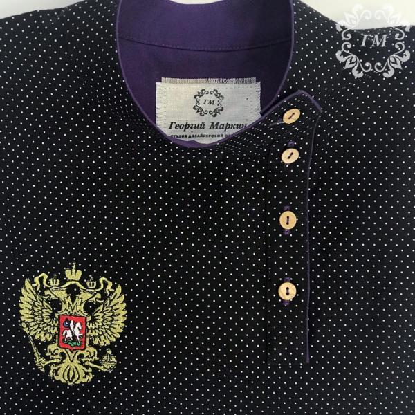 - Георгий Маркин - Студия дизайнерской одежды
