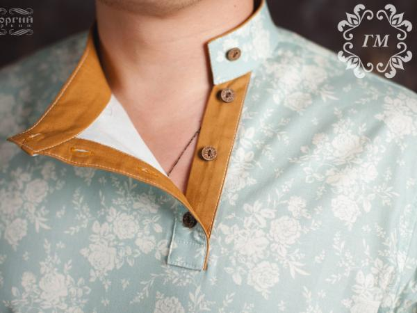 """Почему стоит выбрать косоворотки """"ГМ""""? - Георгий Маркин - Студия дизайнерской одежды"""