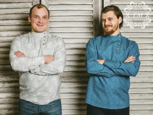 Нечто большее, чем хорошая рубашка - Георгий Маркин - Студия дизайнерской одежды