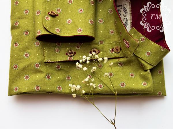 Что отличает наши косоворотки? - Георгий Маркин - Студия дизайнерской одежды