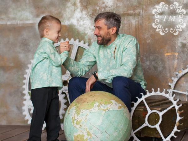 Идеальное качество детских косовороток! - Георгий Маркин - Студия дизайнерской одежды