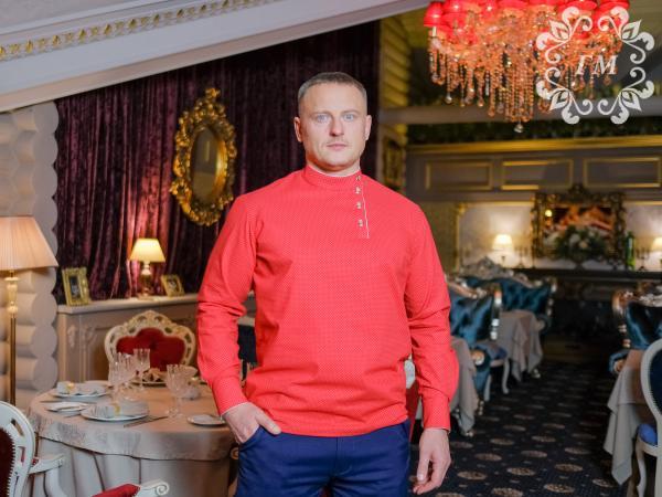 Косоворотка: уверенность и сила духа - Георгий Маркин - Студия дизайнерской одежды