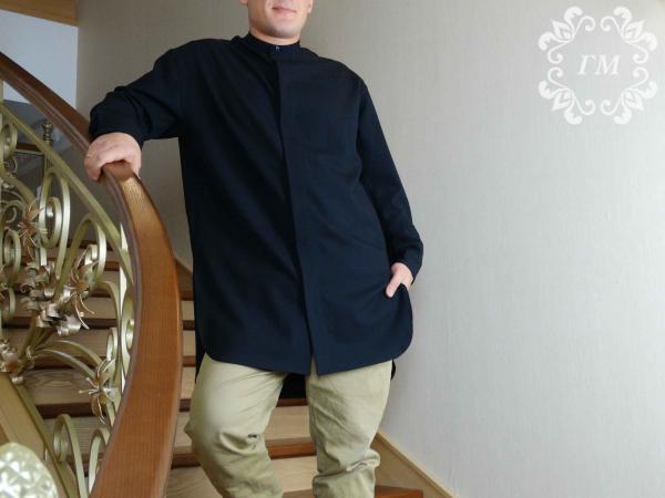 """Рубашка """"Патриарх"""" - Георгий Маркин - Студия дизайнерской одежды"""