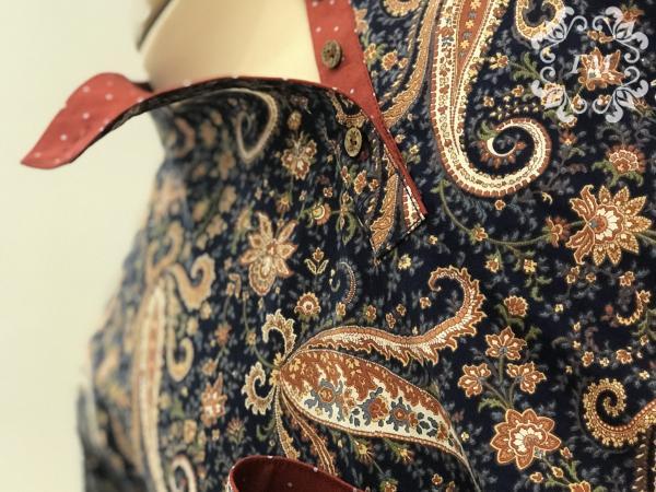 Косоворотка Премиум - Георгий Маркин - Студия дизайнерской одежды