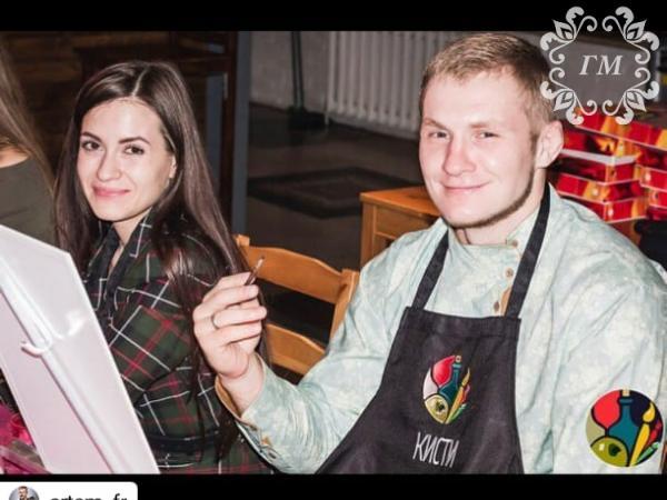 Артём Фролов - Георгий Маркин - Студия дизайнерской одежды