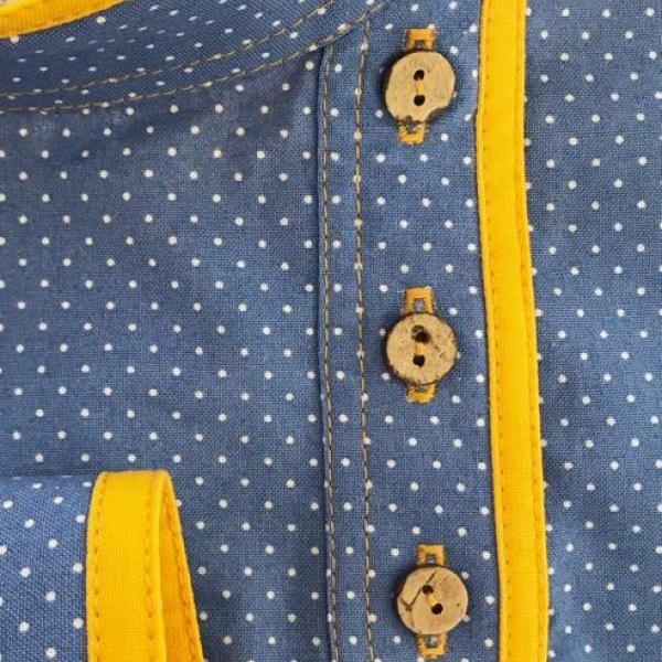 Косоворотка мужская - Георгий Маркин - Студия дизайнерской одежды