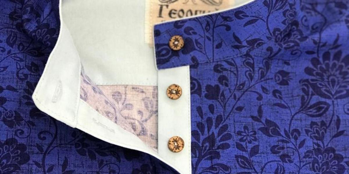 Косоворотка - Георгий Маркин - Студия дизайнерской одежды