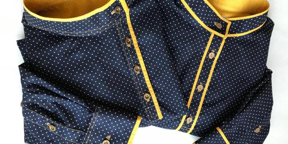 Косоворотки - Георгий Маркин - Студия дизайнерской одежды